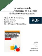 3EEDU - Camilloni - Evaluaci�n. Unidad 4.pdf