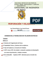 Presentación Abril 2015 Voladura