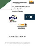 Tema 4 Evaluacion de Proyectos Puestos en Marcha