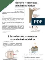 Introducción y conceptos termodinámicos básicos