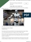 Robots historia