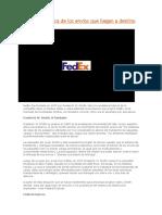 Modelo de Gestion Fedex