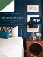 HVS - 2015 Hotel Cost Estimating Guide