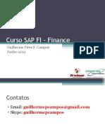 Curso SAP FI - Finance