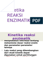 Kinetika Enzimatik