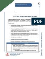 Modulo VI. Conclusiones y Recomendaciones