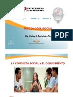 SEMANA 3 - LA CONDUCTA SOCIAL Y EL CONOCIMIENTO.pdf