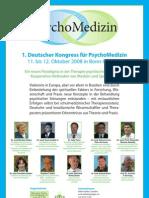 Medical Spiritist Congress Germany 2008