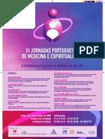 III Jornadas Medico Espirita Portuguesas