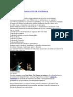 Costumbres y Tradiciones de Guatemal1