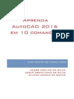Aprenda Autocad 2016 Em 10 Comandos Final A