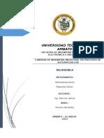 INDUSTRIA 4.0 e Internet de Las Cosas (IIOT)