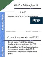 PCP modelo