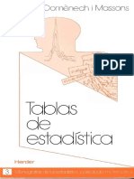 Tablas de Estadística.pdf