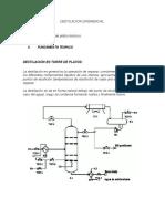 Destilación Labo III