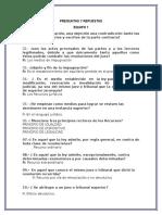 50 Preguntas Derecho Procesal Penal II