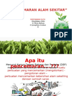 Top 8 Pencemaran Alam Sekitar