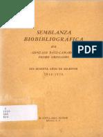 Semblanza Biobibliográfica de g.bc.Nuevo