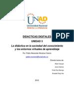 didacticas digitales unidad 3