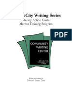diversecity writing series  literacy action center