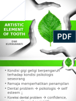 Artistic of Tooth.(1)