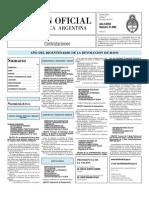 Boletin Oficial 07-05-10 - Tercera Seccion