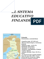 Sistema Educativo de Finlandia Icl