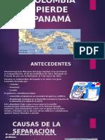 Colombia Pierde Panamá