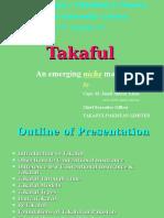 Takaful by Capt. M. Jamil Akhtar