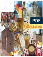 Cultura Andina - Lamina EIB