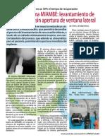 Brochure MIAMBE Chile A