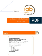 Informe Redes Sociales_Iab Research