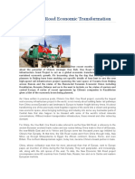 Eurasia Silk Road Economic Transformation.docx