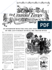 The Unusual Times Summer Edition