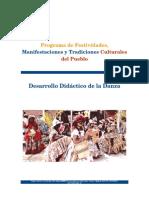 Proyecto Para El Desarrollo Didactico de La Danza