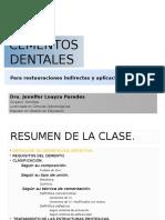 CEMENTOS DENTALES (1)