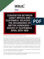 4. the 1859 Boundary Treaty