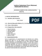 Proyecto Ecuador Megadiverso[1]