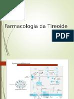 Farmacologia Da Tireóide