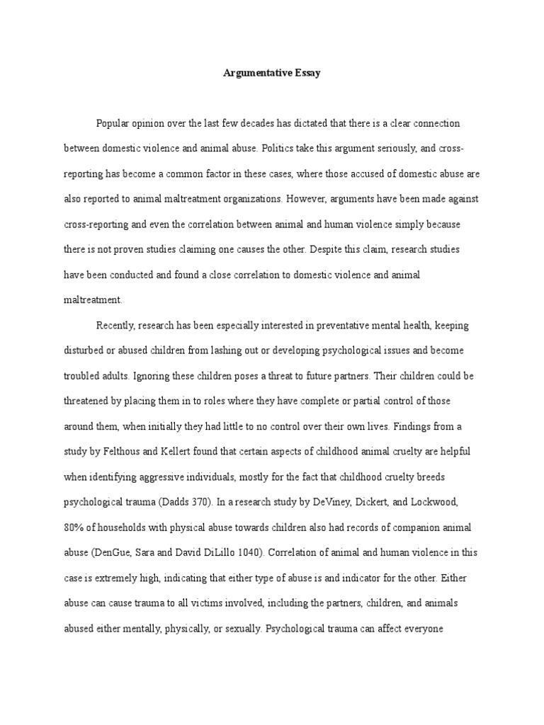 Essay on domestic animals essay on domestic animals argumentative