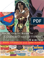 The DC Comic Guide to Coloring And Lettering Comics (PT-BR).pdf