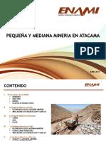 7 - Pequeña y Mediana Mineria Atacama - M. Monserrat - Enami