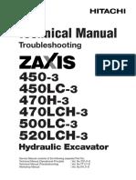 Zx450 3 Troubleshoot