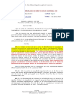 Impuestos Para La Junta de Beneficencia de Guayaquil