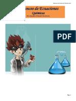 Balanceo de Ecuaciones Químicas (Tanteo)