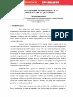Artigo de Urbano - Leitura Complementar