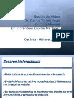 Cesárea-Histerectomía
