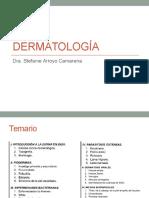 1 Introducción a la dermatologia ALUMNOS