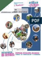 Nic_plan Nacional de Desarrollo Humano 2012 -2016_marzo2013