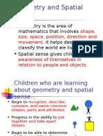 Space & Shape